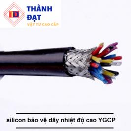 Dây điện cao su silicon YGCP