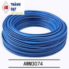 Dây điện chịu nhiệt độ cao AWM3074