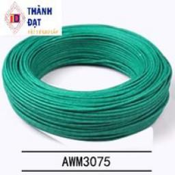 Dây điện chịu  nhiệt độ cao AWM3075