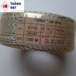 dây điện chịu nhiệt 0.5mm2