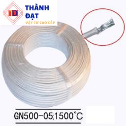 Dây điện chống cháy GN500-05 1500 ° C
